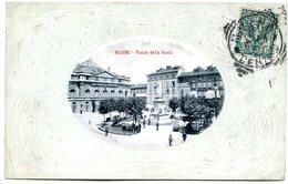 Lot De 4 Cartes CPA De Monuments  France Et Italie - Voir Détails Dans La Description - Autres Monuments, édifices