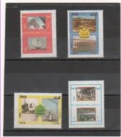 IRAQ 1993 YT N°1348 à 1351 Neuf** MNH - Iraq