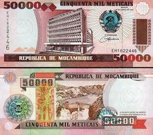 MOZAMBIQUE 50000   1993   UNC - Mozambique