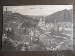 Cpa Luxembourg - Clervaux - Clerf - Manufacture De Cartes P. Houstraas - Rue Des Augustin - 544 - Clervaux