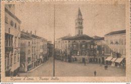 VODNJAN DIGNANO D'ISTRIA ISTRA ISTRIA, HRVATSKA CROATIA, PC, Circulated 1943 - Kroatien
