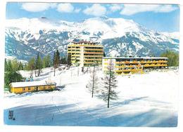 Pra Loup En Ubaye (04 - Alpes De Haute Provence) Station De Sports D'Hiver - France