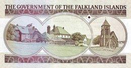 FALKLAND ISLANDS P. 19 20 P 2011 UNC - Falkland Islands