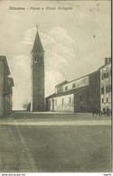 CITTANUOVA NOVIGRAD ISTRA ISTRIA, HRVATSKA CROATIA, PC, Circulated - Croatia