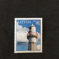 LATVIA. LIGHTHOUSE. MNH. 4R0901D - Phares
