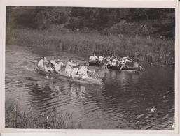 SUSSEX ENGLAND STROPHAM REGATTA PULBOROUGH    20*15 CM Fonds Victor FORBIN 1864-1947 - Fotos