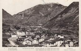 ANDORRE  --  ANDORRA  --  Andorra  La  Vella - Andorra