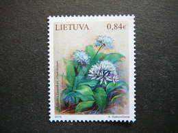 Flora Red Book Of Lithuania # Lietuva Litauen Lituanie Litouwen # 2019 MNH #Mi. - Lituanie