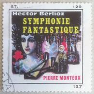 Erinnofilia Chiudilettera Cinderella - Berlioz Symphonie Fantastique - Francobolli