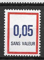 FRANCE FICTIF N°F231**  Mnh   Sans Charnière - Phantomausgaben