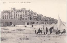 WESTENDE - La Plage Et La Digue - Westende