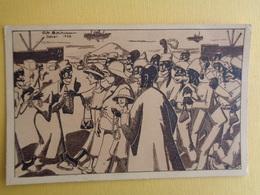 CARTE SIGNEE CH. BOIRAU - DAKAR 1933 - Senegal