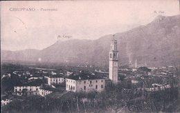 Italie, Chiuppano, Censura (22.1.1917) - Other Cities