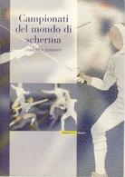 Campionati Del Mondo Di Scherma - Anno 2003 - Folder - Scherma