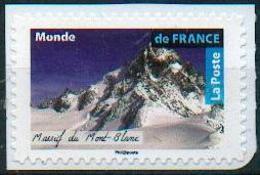 France 2018 - Alpes / Alps - Haute Savoie - Mont Blanc - MNH - Geographie