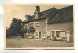 70 - VELLEMINFROY ( Hte-Saône )  - Hostellerie Du Château-Grenouille. Cachet Au Verso - France