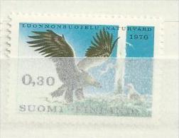 1970 MNH Finland, Finnland, Mi 667, Postfris - Non Classés
