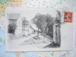 Carte Postale Non Localisée Postée D'Amiens Pour Loeuilly - France