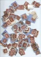 GRANDE-BRETAGNE - CLASSIQUES : Lot De 100 N°26 Oblitérés. B à TB. - Used Stamps
