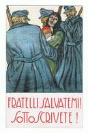PRESTITO  NAZIONALE:  FRATELLI  SALVATEMI !  SOTTOSCRIVETE !  -  FP - Banche