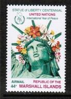 MARSHALL ISLANDS  Scott # C 8** VF MINT NH (Stamp Scan # 512) - Marshall Islands