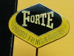List 108 - FORTE, PHOTO FILMS, Photographie - Fotografia