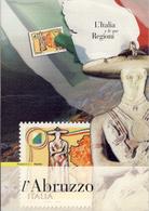 L'Abruzzo - Anno 2004 - Folder - Pochettes