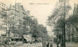 75  PARIS 17e AR   AVENUE WAGRAM - Arrondissement: 17