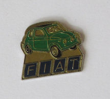 """1 Pin's FIAT """"500"""" - Fiat"""