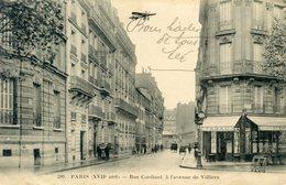 75  PARIS 17e AR     RUE CARDINET A AVENUE DE VILLIERS - Arrondissement: 17