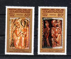 Mauritania - 1978. Annunciazione; Strage Innocenti. Pannelli Ignei. Annunciation; Innocent Massacre. Igneous Panels.MNH - Natale