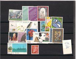 1979 MNH Ireland, Eire, Irland Year Collection, Postfris - Irlanda