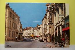REMIREMONT   -  La Grande Rue   - ( Pas De Reflet Sur L'original ) - Remiremont