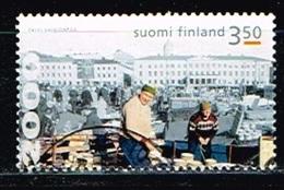 FINLANDE / Oblitérés/Used/2000 - Le Marché Aux Harengs De La Baltique - Finland