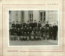 """3987 """"RICORDO SCOLASTICO CLASSE IV-D-ANNO 1967/68 LUOGO SCONOSCIUTI"""" FOTO ORIG. - Anonymous Persons"""
