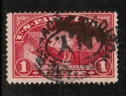 U.S.A.  Scott # Q 1 F-VF USED (Stamp Scan # 512) - Parcel Post & Special Handling