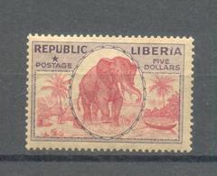 Liberia 1920  MNH  Mih.64e - Liberia