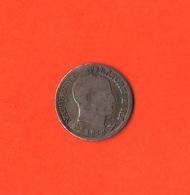 Napoleone I° 5 Soldi 1814 Milano  Napolèon Imperatore E Re D'Italia - Temporary Coins