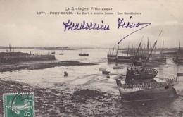 PORT-LOUIS - Le Port à Marée Basse - Les Sardiniers - Port Louis