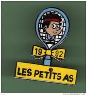 TENNIS *** LES PETITS AS 1992 *** 1008 - Tennis