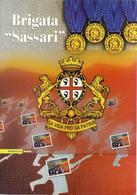Brigata Sassari - Anno 2005 - Folder - Militaria