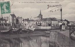 LES SABLES D'OLONNE - Un Coin De La Chaume - Vue Prise De L'Eperon - Sables D'Olonne