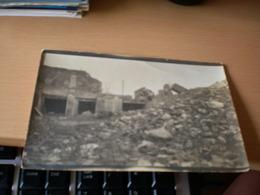 Demolished Buildings  WW1 - Guerre 1914-18