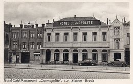 "Hotel-Café-Restaurant ""Cosmopolite"", T.o. Satation - Breda - Breda"