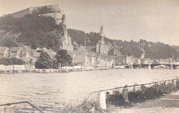 DINANT - Carte-photo - Meuse - Citadelle- Collégiale - Dinant