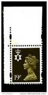 GREAT BRITAIN - 1993  NORTHERN IRELAND 19 P. LEFT BAND   MINT NH  SG NI70 - Irlanda Del Nord