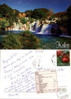 KRKA,CROATIA POSTCARD - Kroatien