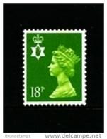 GREAT BRITAIN - 1991  NORTHERN IRELAND  18 P.  MINT NH   SG  NI47 - Regionali