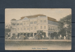 Raffles Hotel, Singapore - Singapur
