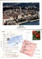 SPLIT,CROATIA POSTCARD - Kroatien